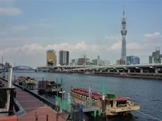 東京にて新生活スタート