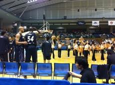 JBLバスケ観戦