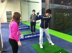 モコ先生のゴルフレッスン