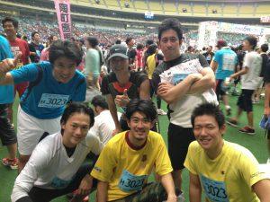 アクトス6時間リレーマラソン2013