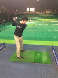 ゴルフを始めて2年