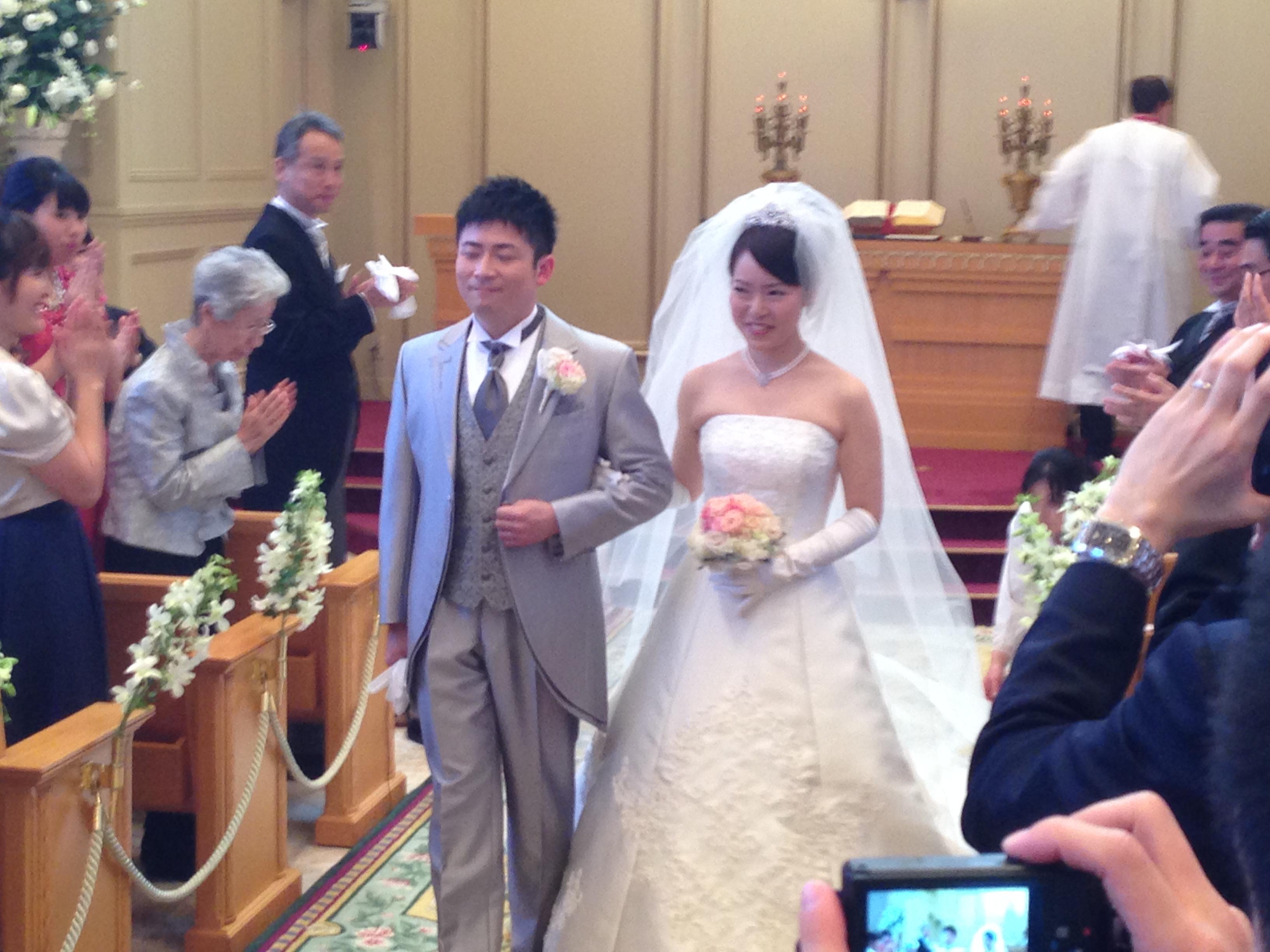 金丸結婚式