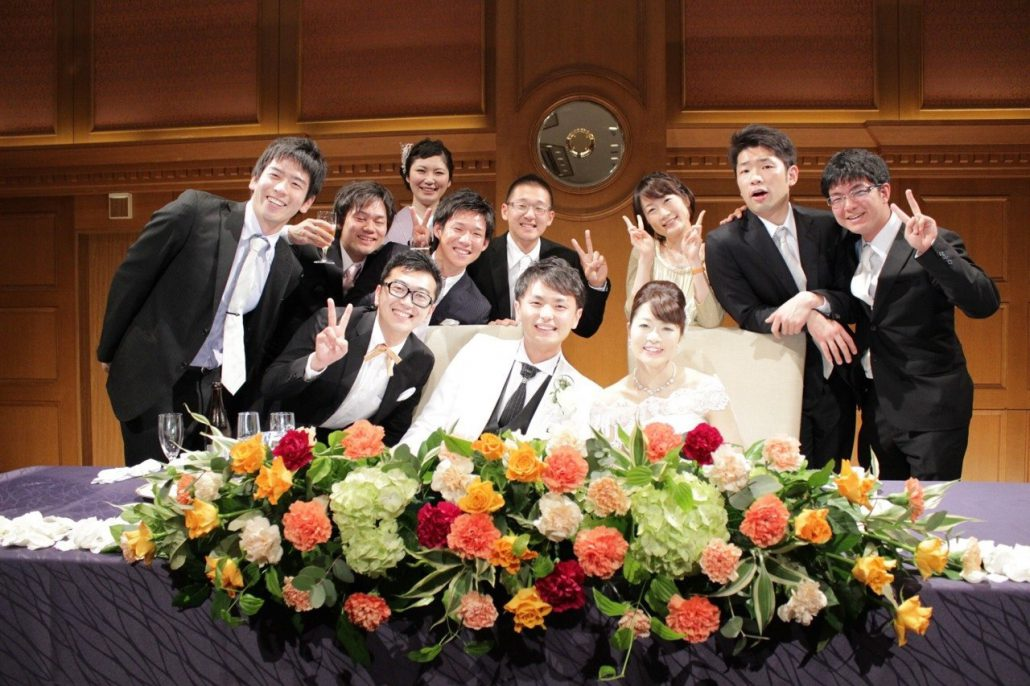 ゆうじん結婚式