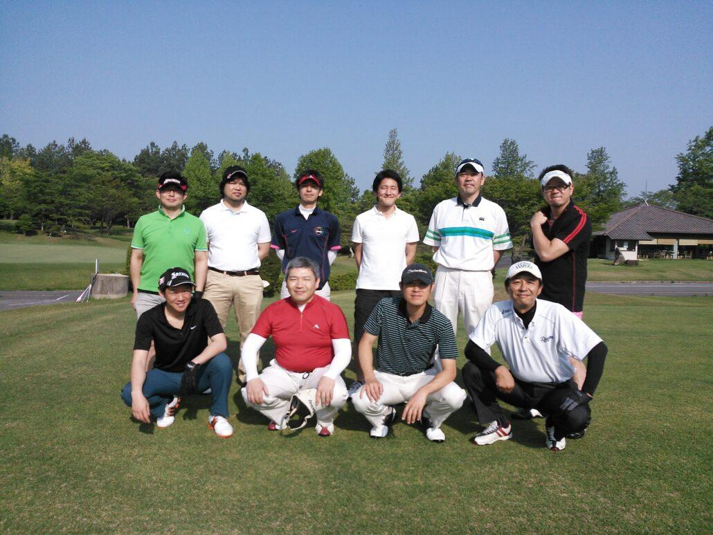 8度目のゴルフコース