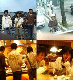 京都駅・四条河原町探索~♪