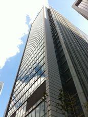 東京ビルで実験
