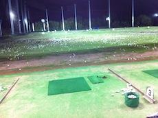 ゴルフ練習6回目