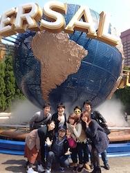 2年目ラスト同期旅行 in京都