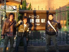 紅葉狩り2(嵐山→広隆寺→円山公園→知恩院)