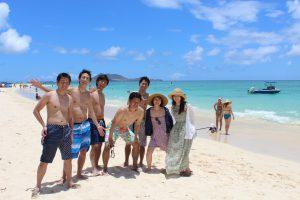 同期ハワイ旅行2日目