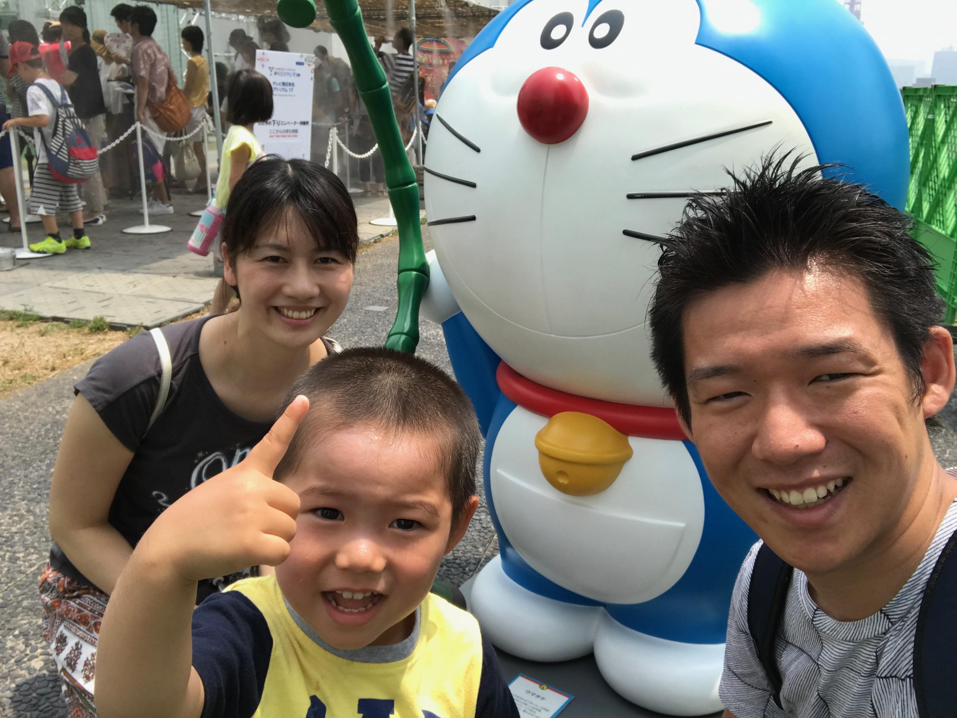 テレビ朝日・六本木ヒルズ夏祭り(SUMMER STATION)