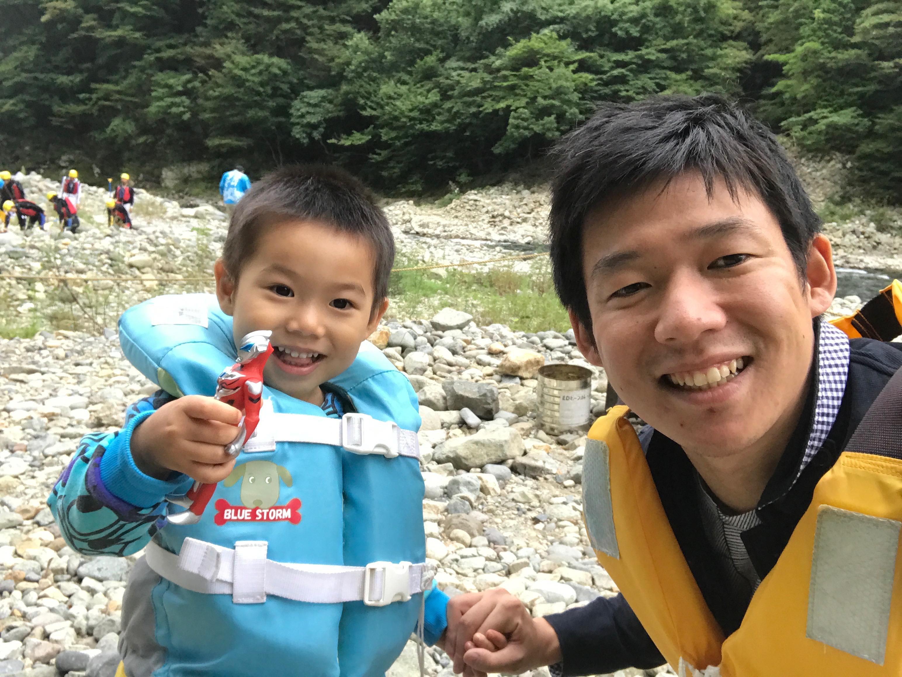 家族旅行 in栃木日光の星野リゾート