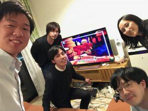 スマブラ大会 in勝どき