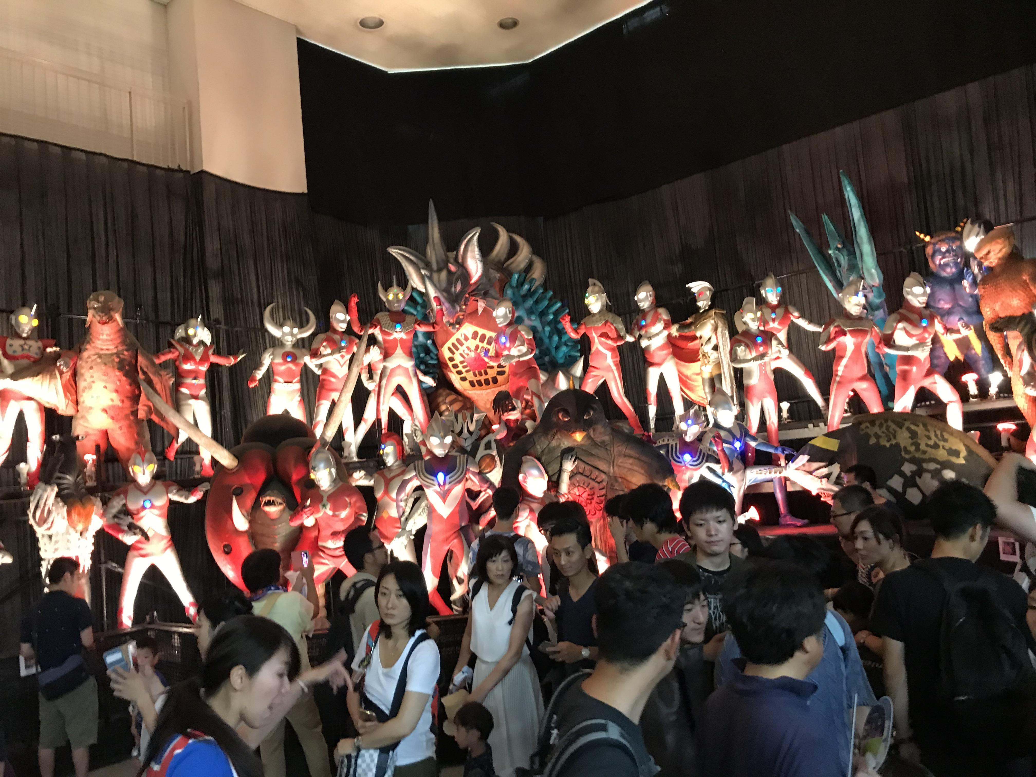 ウルトラマンフェスティバル @池袋