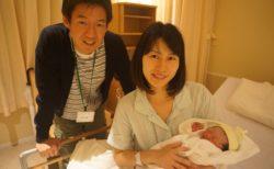 第二子誕生