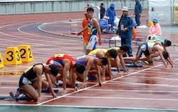 ジュニアオリンピック感想記