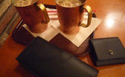 新しい財布