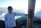 富士山登山(須走ルート)2日目