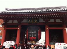 浅草・上野観光