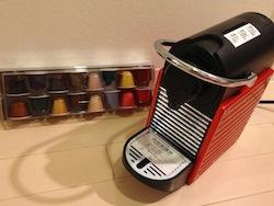 コーヒーメーカー購入