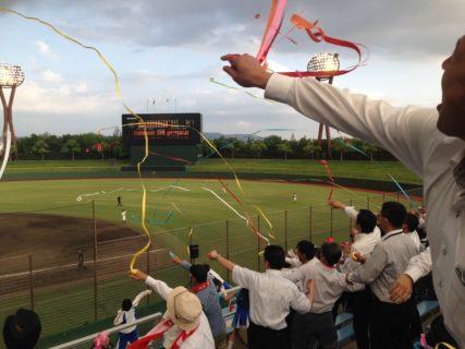 都市対抗野球 in岡崎市民球場