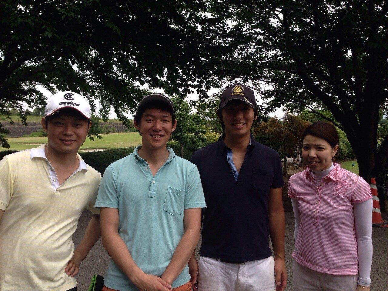 9度目のゴルフコース