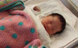 第一子 誕生