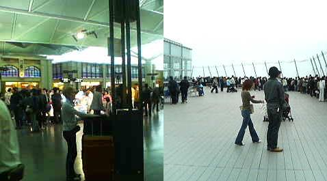 セントレア(中部国際空港)