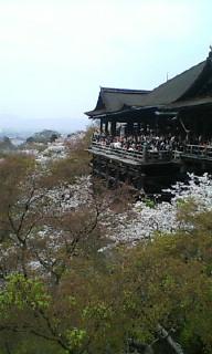 2回目の清水寺