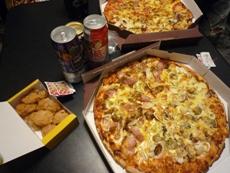 リトルのピザ