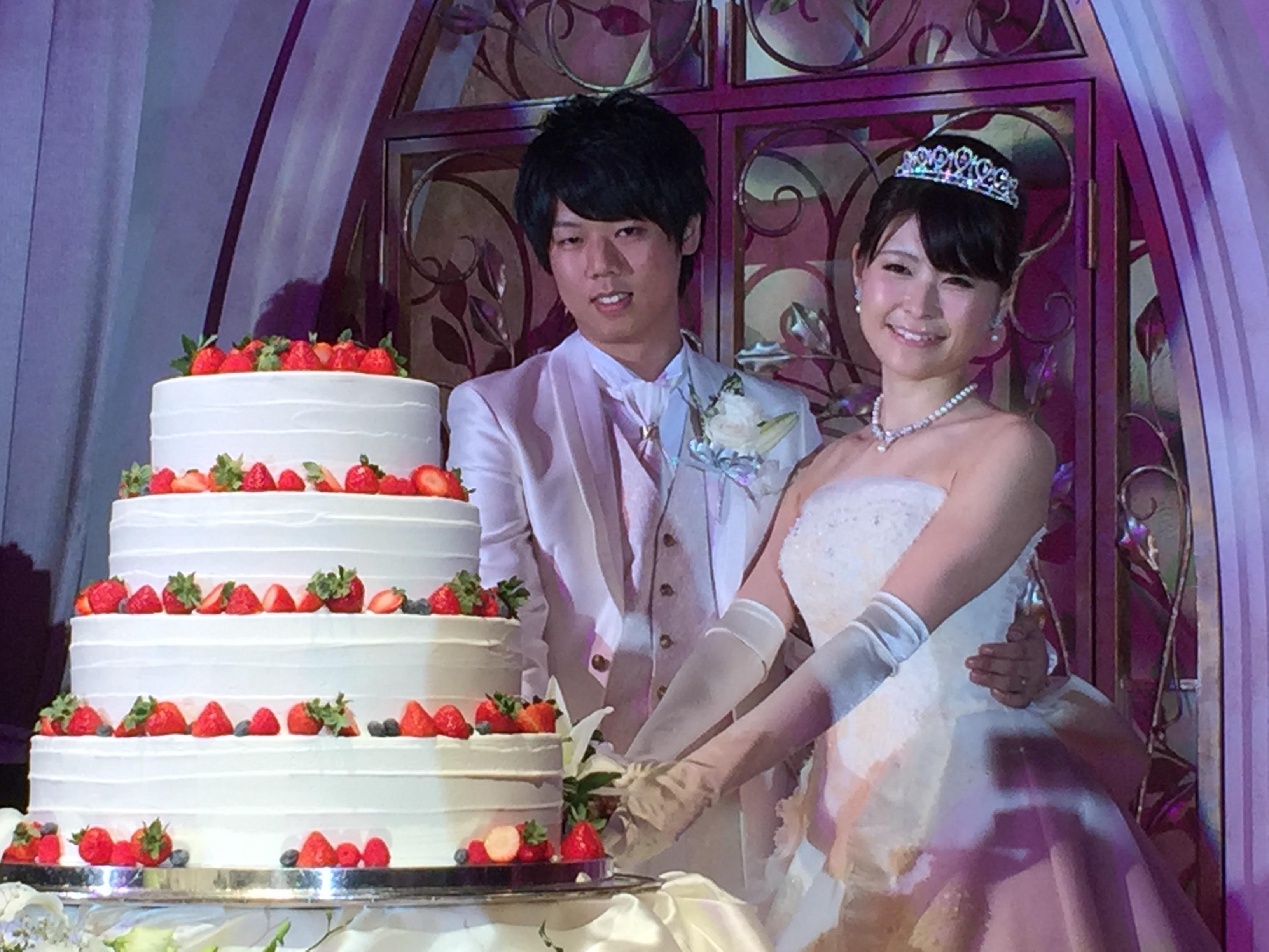弟の結婚式