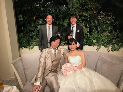 井上結婚式