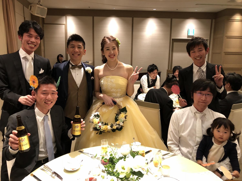 あきゆき結婚式