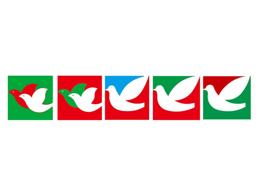 [メモ]鳩のマークで大混乱!? イトーヨーカ堂・平和堂…のロゴ