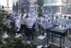 東京に来て2度目の目黒さんま祭り