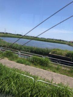 千葉県茂原市でドライブ被験者