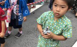 毎度恒例の大崎祭り