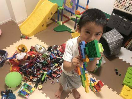 おもちゃ屋敷