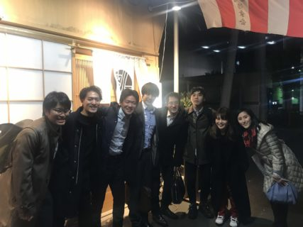 LNRチーム忘年会