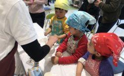 おむすび権米衛の食育イベント@ニューシティ大崎