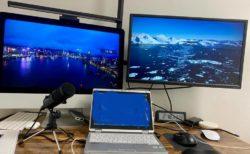 家にいながら世界中の空撮映像をスクリーンセイバーで流せる「Aerial」