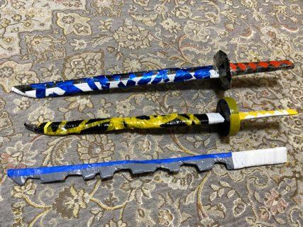 オリジナル剣作り