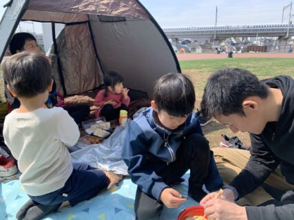 テントピクニック